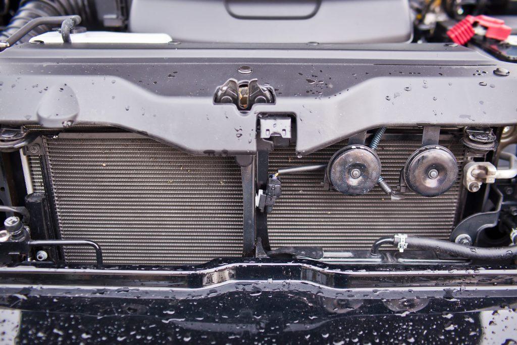 truck radiator repair